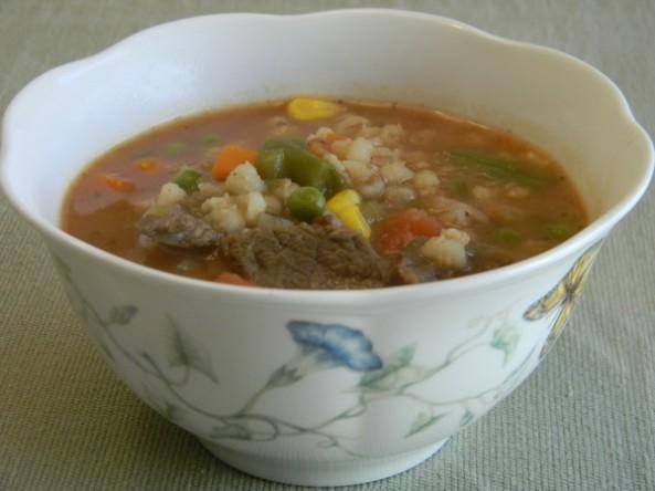 beef veg soup3