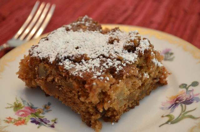 Mary Berry Apple Cinnamon Cake Recipe
