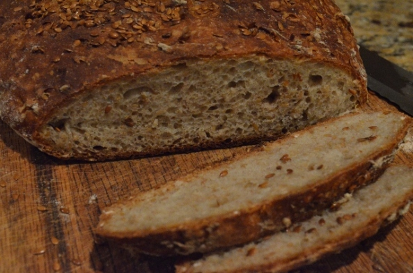 multigrain no knead sliced (640x424)